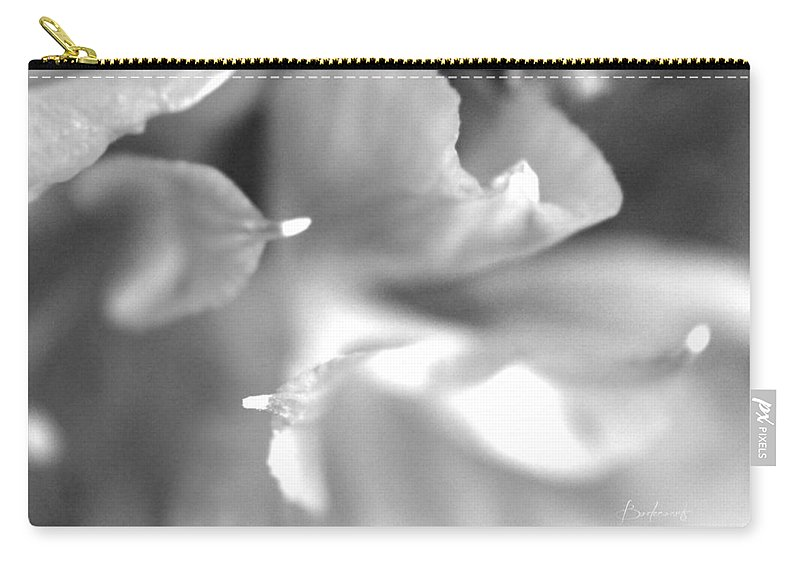 New Growth Carry-all Pouch featuring the photograph Placing Blame Limited Edition Bodecoarts by Robin Lewis