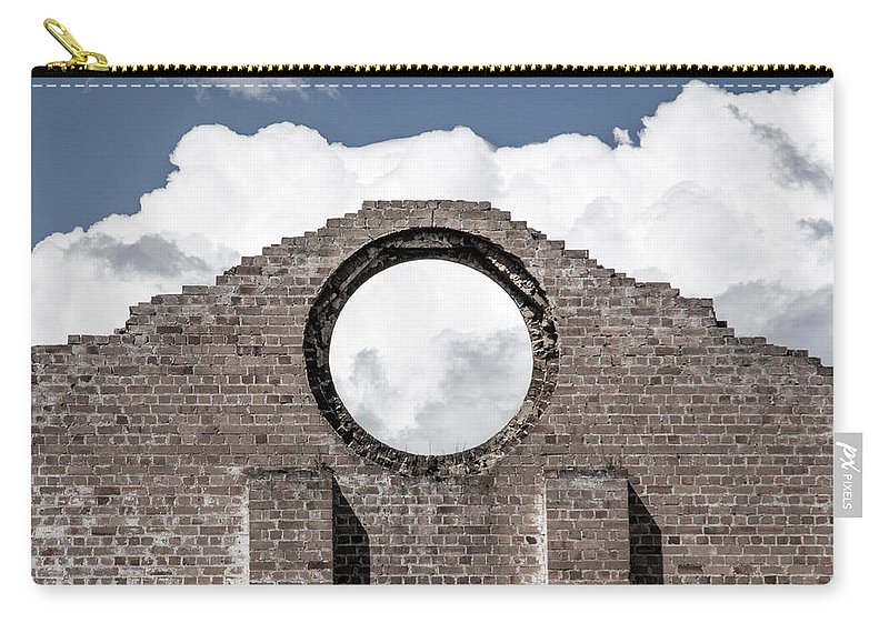 Portal Carry-all Pouch featuring the photograph Portal by Nicholas Blackwell