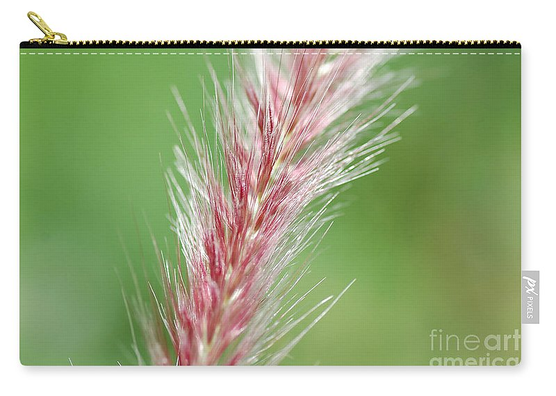 Nature Carry-all Pouch featuring the photograph Pretty In Pink by Bianca Nadeau