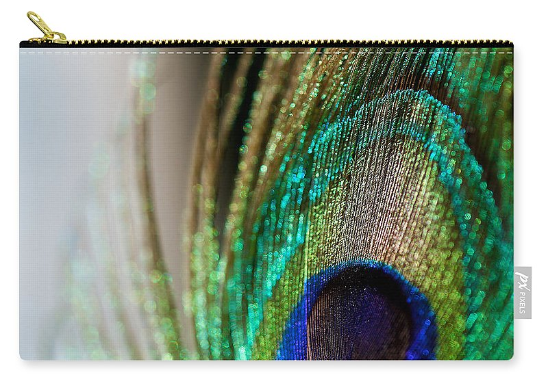 Lisa Knechtel Carry-all Pouch featuring the photograph Proud As A by Lisa Knechtel