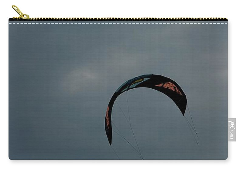 Beach Carry-all Pouch featuring the photograph Pure Shape by Joseph Yarbrough