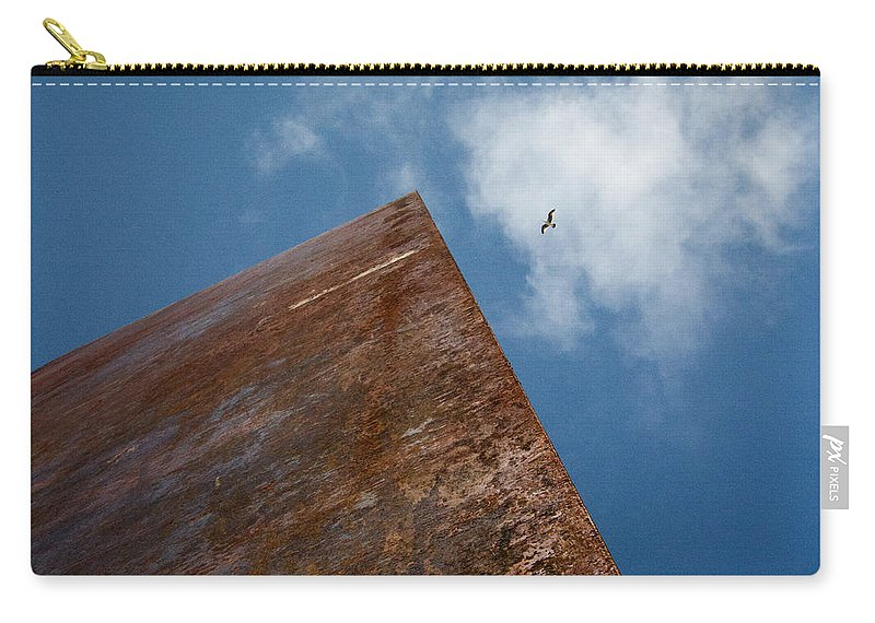 San Franscisco Carry-all Pouch featuring the photograph Que Sera Serra by Dayne Reast