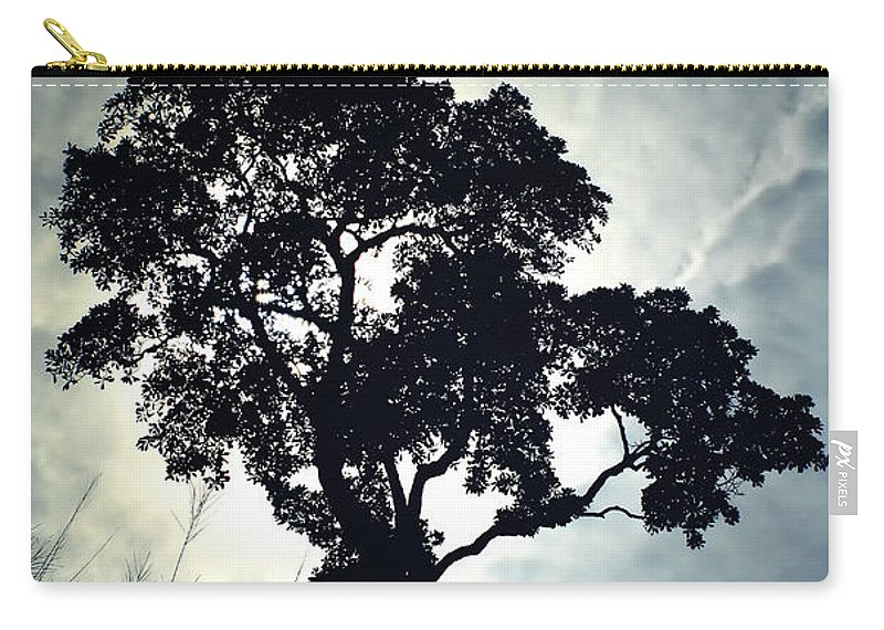 Thailand Carry-all Pouch featuring the photograph Reach For The Sky .. by A Rey