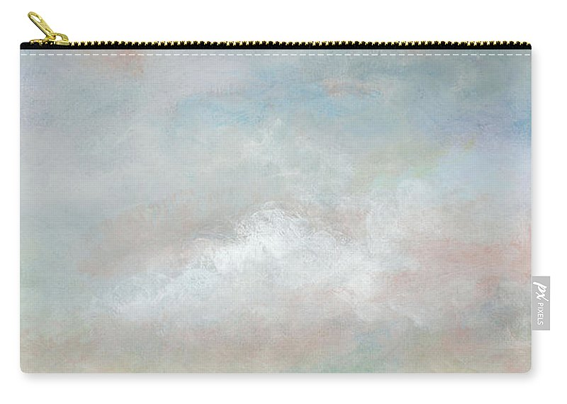 Afternoon Carry-all Pouch featuring the painting Reaching For William Mc Carthy by Dennis Kirby
