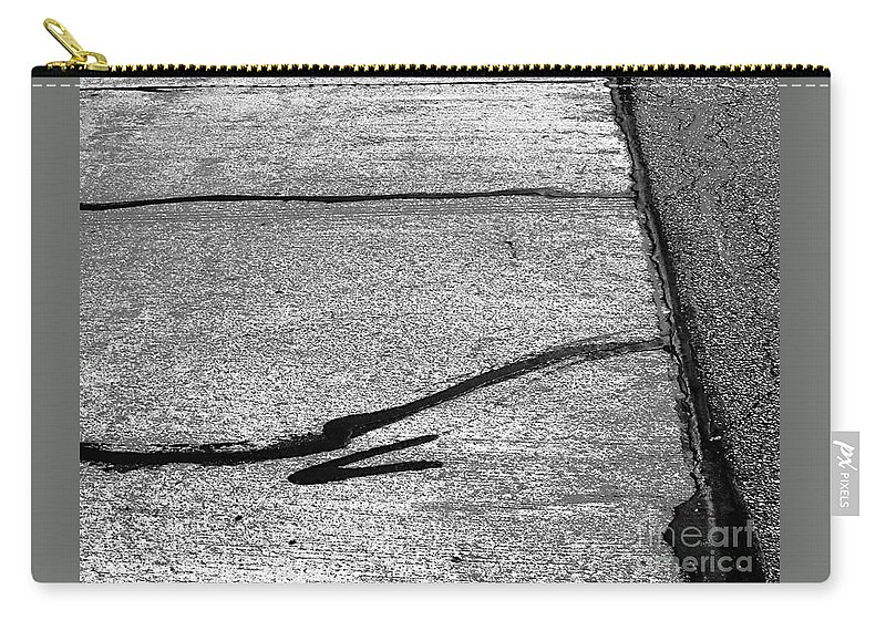 Abstract Carry-all Pouch featuring the photograph Realm No. 6 by Fei A