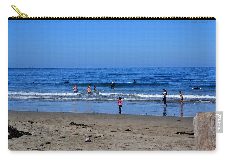 California Carry-all Pouch featuring the photograph Reflections by Dean Ferreira