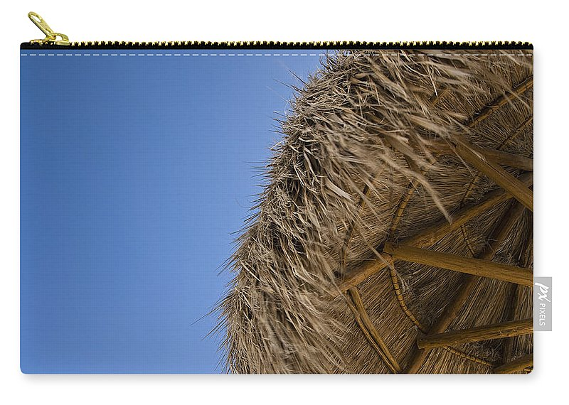 Paradise Carry-all Pouch featuring the photograph Relaxation by Kacy Taylor