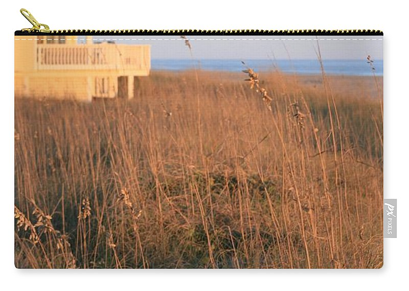 Relaxation Carry-all Pouch featuring the photograph Relaxation by Nadine Rippelmeyer