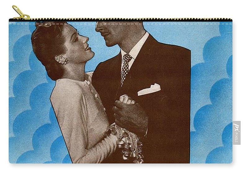 Nostalgia Carry-all Pouch featuring the photograph Remember Me by Mel Thompson