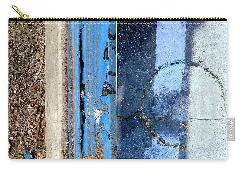 Renovation Carry-all Pouch featuring the photograph Renovation Wonderland 8 by Marlene Burns