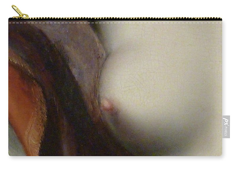 Still Life Carry-all Pouch featuring the photograph Repose by Lauren Leigh Hunter Fine Art Photography