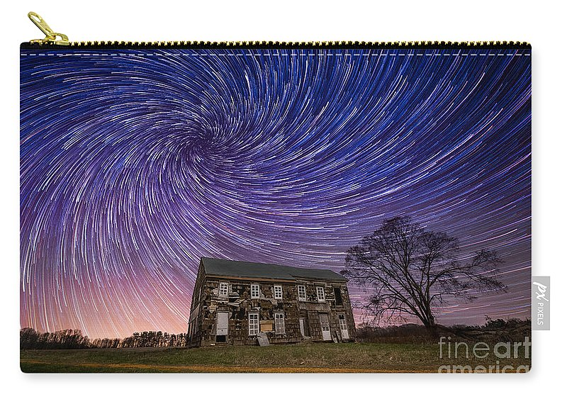 Revolution Carry-all Pouch featuring the photograph Revolution by Michael Ver Sprill