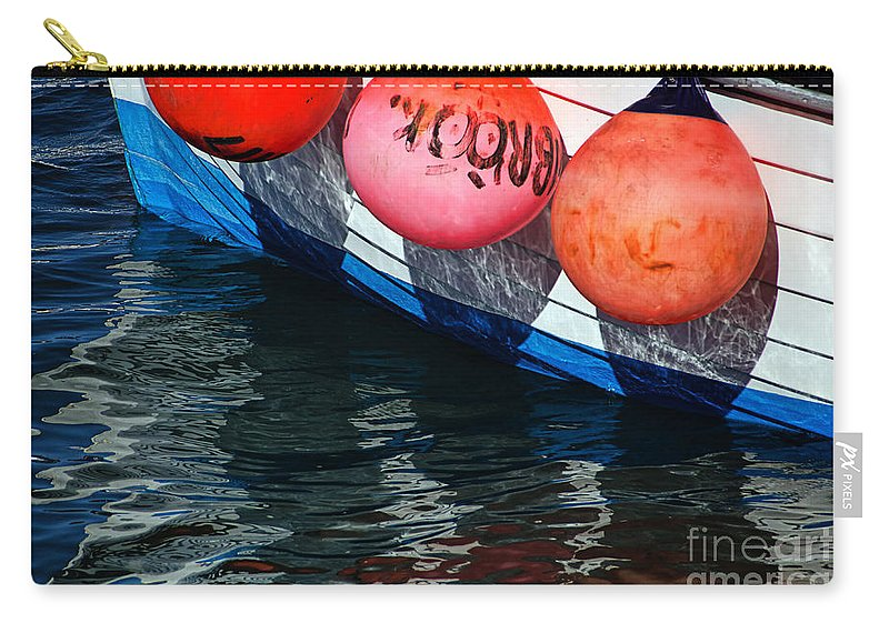 Rhiannon Carry-all Pouch featuring the photograph Rhiannon Reflections by Susie Peek