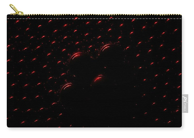 Ball Carry-all Pouch featuring the photograph Rising Light by David Andersen