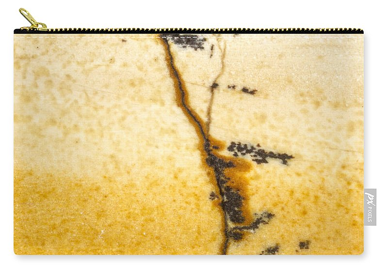 Design Carry-all Pouch featuring the photograph Rock Star Repeat by Jean Noren