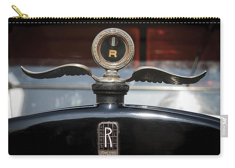 Glenmoor Carry-all Pouch featuring the photograph Rollin by Jack R Perry