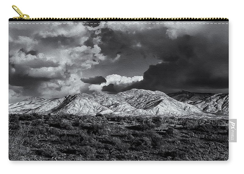 Aizona Carry-all Pouch featuring the photograph Rollin' Through 57 by Mark Myhaver