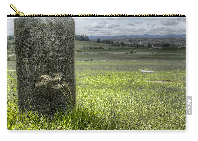 Graf Carry-all Pouch featuring the photograph Room With A View by Jean Noren