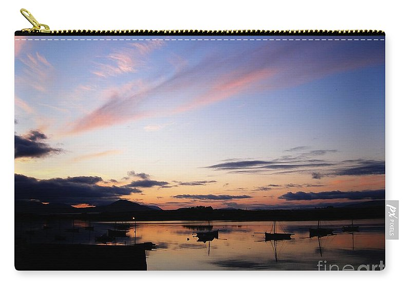 Roundstone Carry-all Pouch featuring the photograph Roundstone Harbour by Eamonn Hogan
