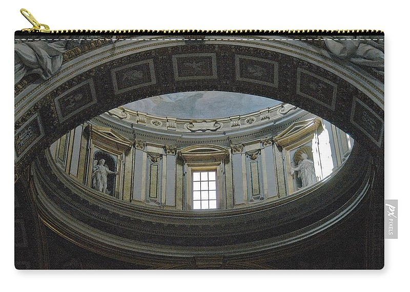 Italy Carry-all Pouch featuring the photograph Saint Peter's by Joseph Yarbrough