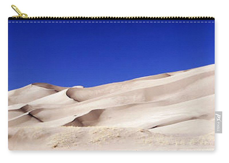 Colorado Carry-all Pouch featuring the photograph Sands Of Time by Marilyn Hunt