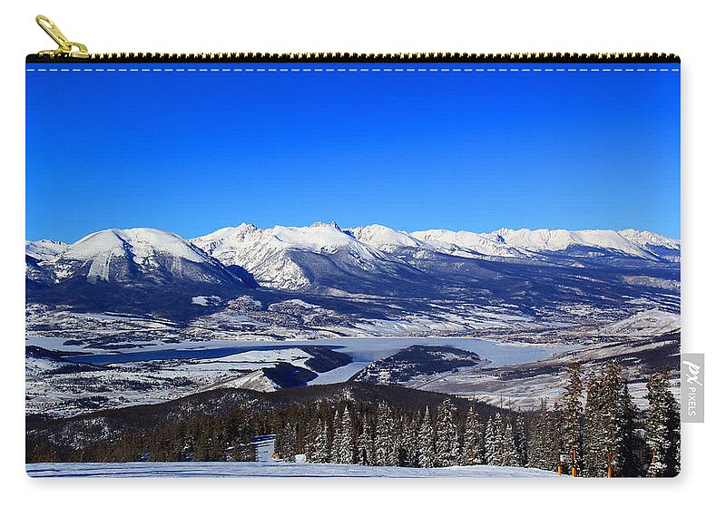 Keystone Carry-all Pouch featuring the photograph Schoolmarm by Greg Brown