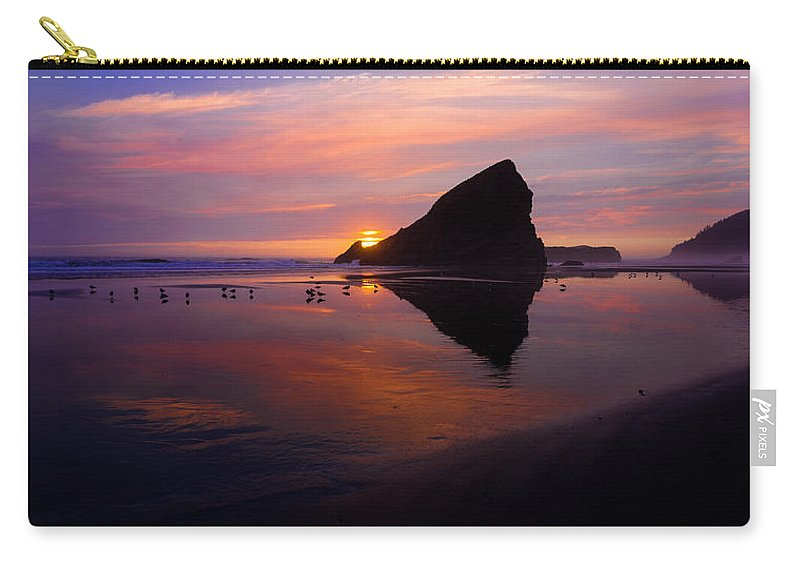 Serenade Carry-all Pouch featuring the photograph Serenade by Chad Dutson