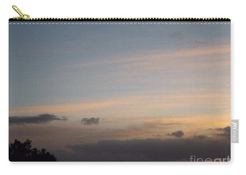 Sunrise Carry-all Pouch featuring the photograph Serene Sunrise by Jussta Jussta