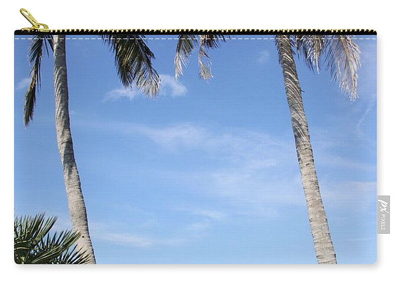 View Serene View Carry-all Pouch featuring the photograph Serene View by Christiane Schulze Art And Photography