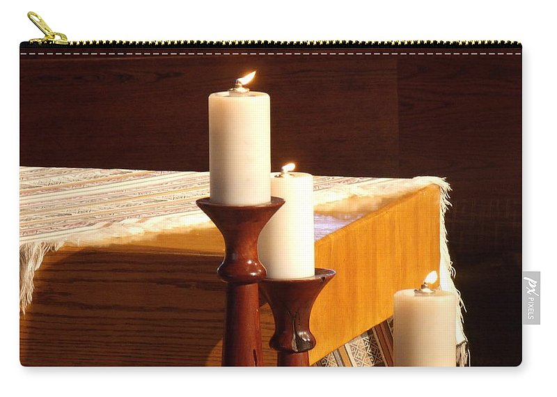 David S Reynolds Carry-all Pouch featuring the photograph Serenity by David S Reynolds