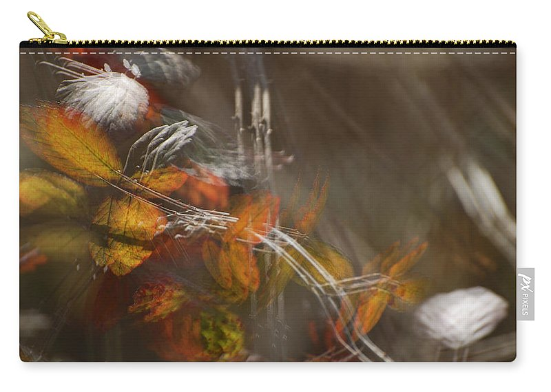 Nature Carry-all Pouch featuring the photograph Shadows Colors by Guido Montanes Castillo
