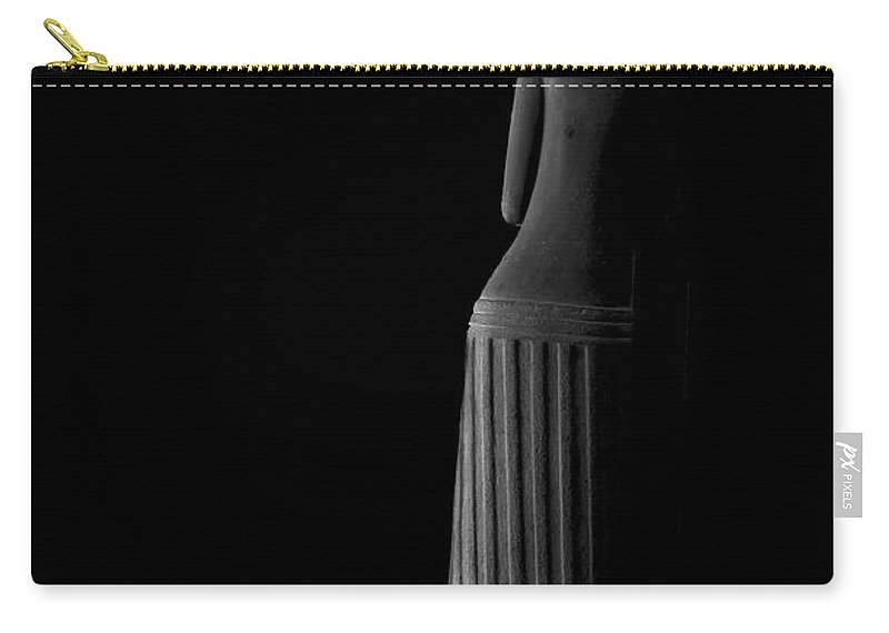 Siem Reap Carry-all Pouch featuring the photograph Cambodian Silhouette by F Icarus