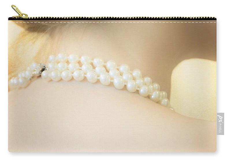 Caucasian Carry-all Pouch featuring the photograph Simple Elegance by Margie Hurwich