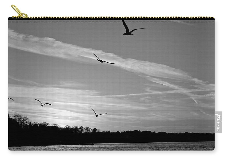 Simple Carry-all Pouch featuring the photograph Simplicity by Frozen in Time Fine Art Photography