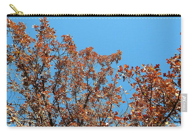 Sky Carry-all Pouch featuring the photograph Sky Fall by Nathanael Smith