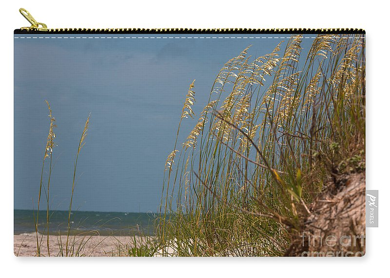 Beach Carry-all Pouch featuring the photograph Smell The Salt Air by Dale Powell