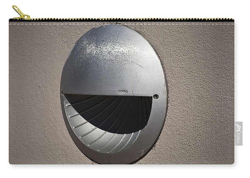 Abstract Carry-all Pouch featuring the photograph Smile by Christi Kraft