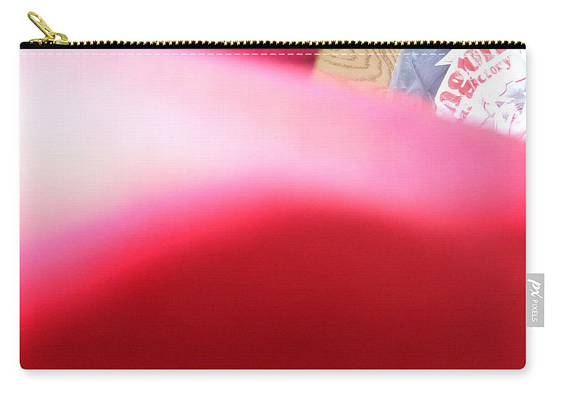 Abstract Carry-all Pouch featuring the photograph Sneak Attack by Pharris Art