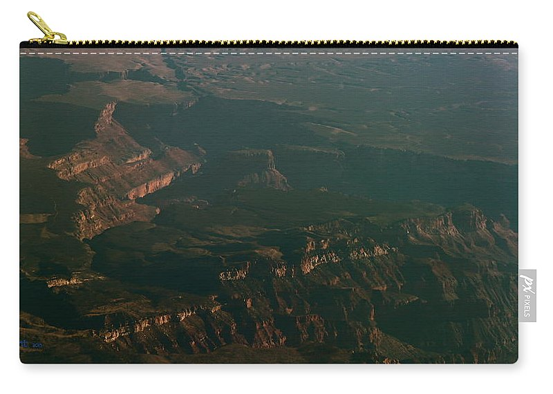Rocky Carry-all Pouch featuring the photograph Soft Early Morning Light Over The Grand Canyon 2 by Kume Bryant