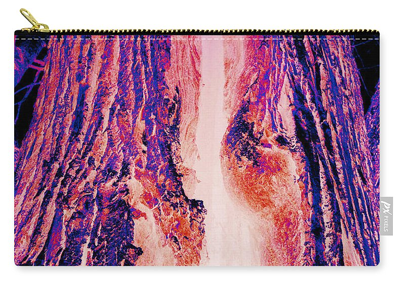 Jamie Lynn Gabrich Carry-all Pouch featuring the photograph Solo Fire by Jamie Lynn
