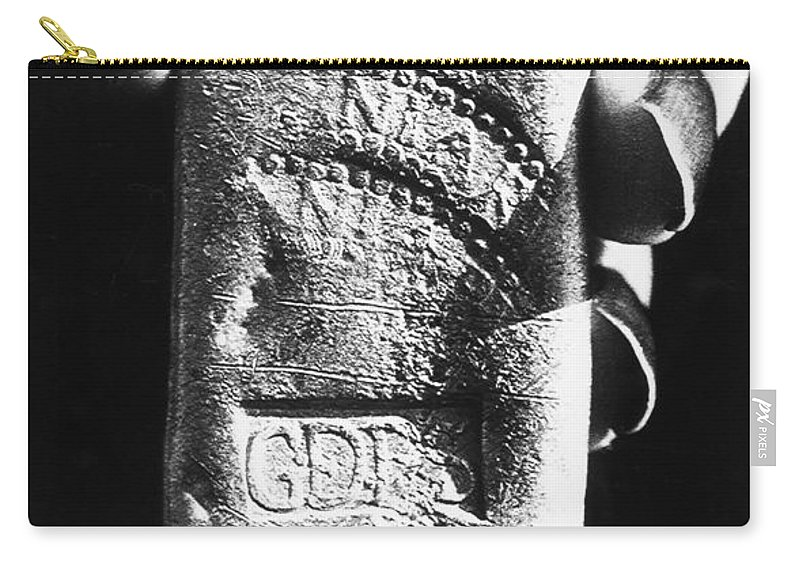 1979 Carry-all Pouch featuring the photograph Spanish Gold, 1979 by Granger