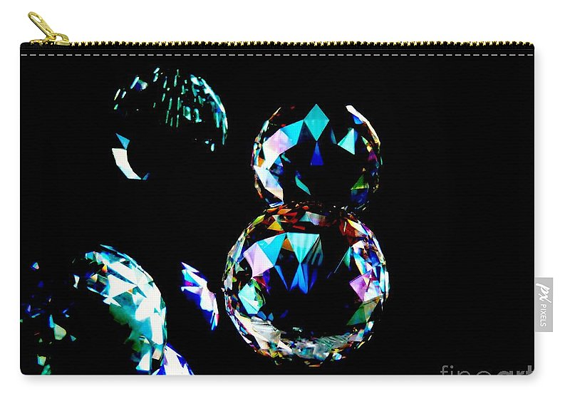 Color Carry-all Pouch featuring the photograph Spectrum by Amar Sheow