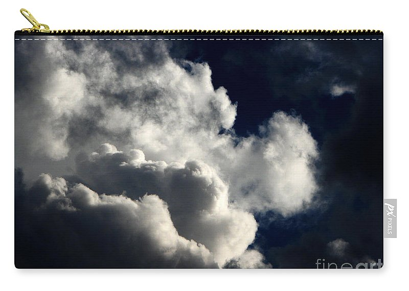 Art For The Wall...patzer Photography Carry-all Pouch featuring the photograph Spiritual by Greg Patzer
