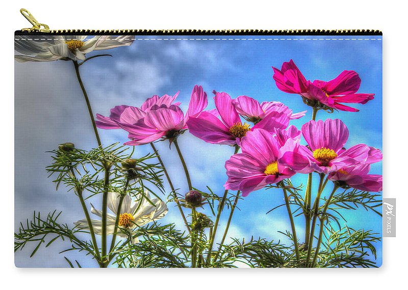 Autumn Carry-all Pouch featuring the photograph Spring In Full Swing by Heidi Smith