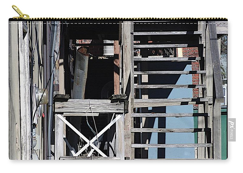 Electric Meter Carry-all Pouch featuring the photograph Stairway To Heaven by Joseph Yarbrough
