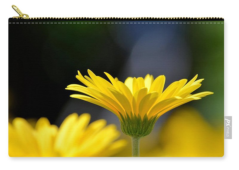 Standing Above The Rest Carry-all Pouch featuring the photograph Standing Above The Rest by Maria Urso