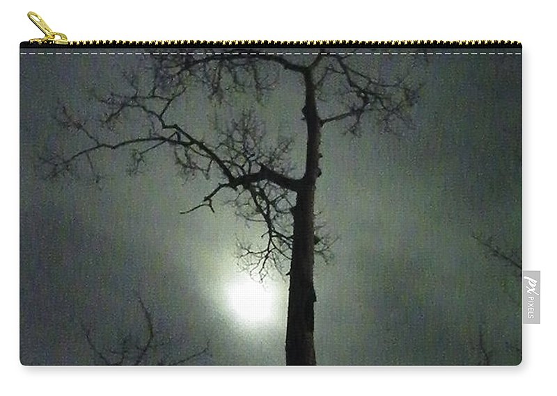 Standing Carry-all Pouch featuring the photograph Standing Tall by Brian Boyle