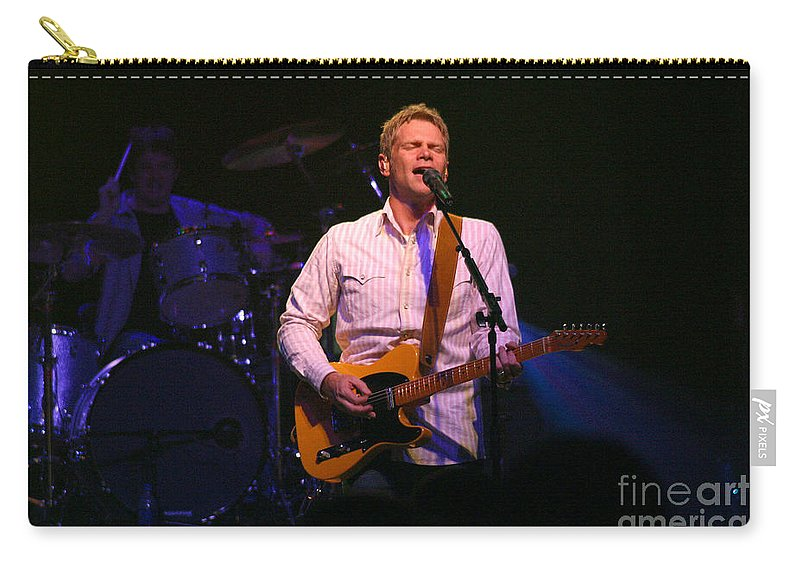Steven Curtis Chapman Carry-all Pouch featuring the photograph Steven Curtis Chapman 8478 by Gary Gingrich Galleries