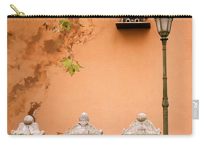 Serenity Carry-all Pouch featuring the photograph Stillness by Shaun Higson