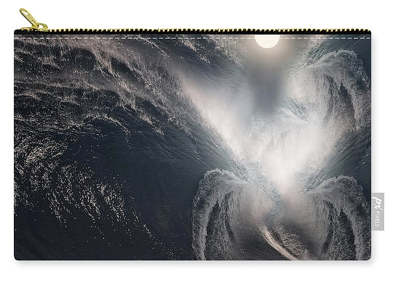 Dream Carry-all Pouch featuring the photograph Subconscious by Lourry Legarde